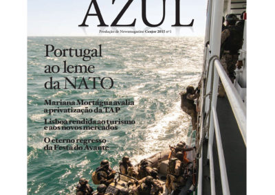 Produção de Newsmagazine | (julho 2015)