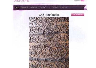 Ana Henriques Look@Me