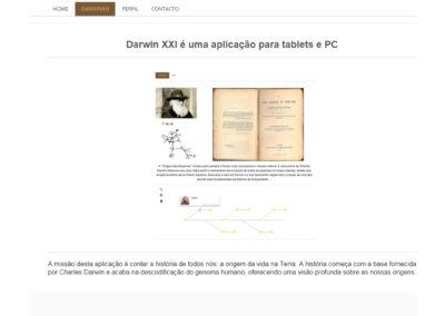 DARWIN XXI APP